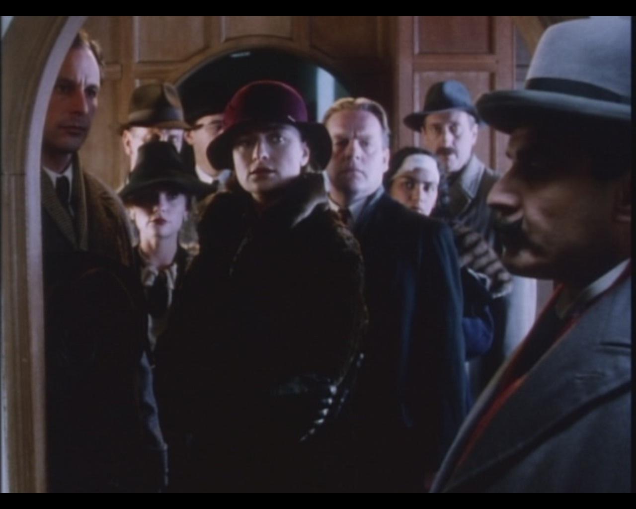 Hercule Poirots Christmas.Hercule Poirot S Christmas 1995 Review