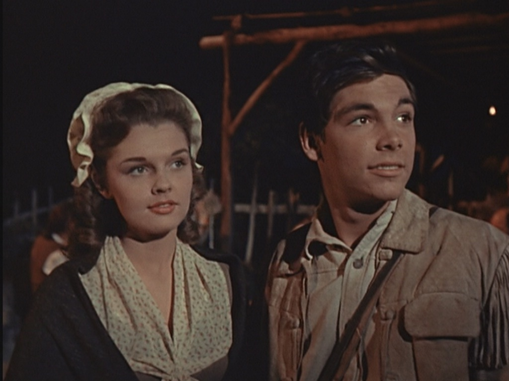 JOHNNY TREMAIN 1957 Review