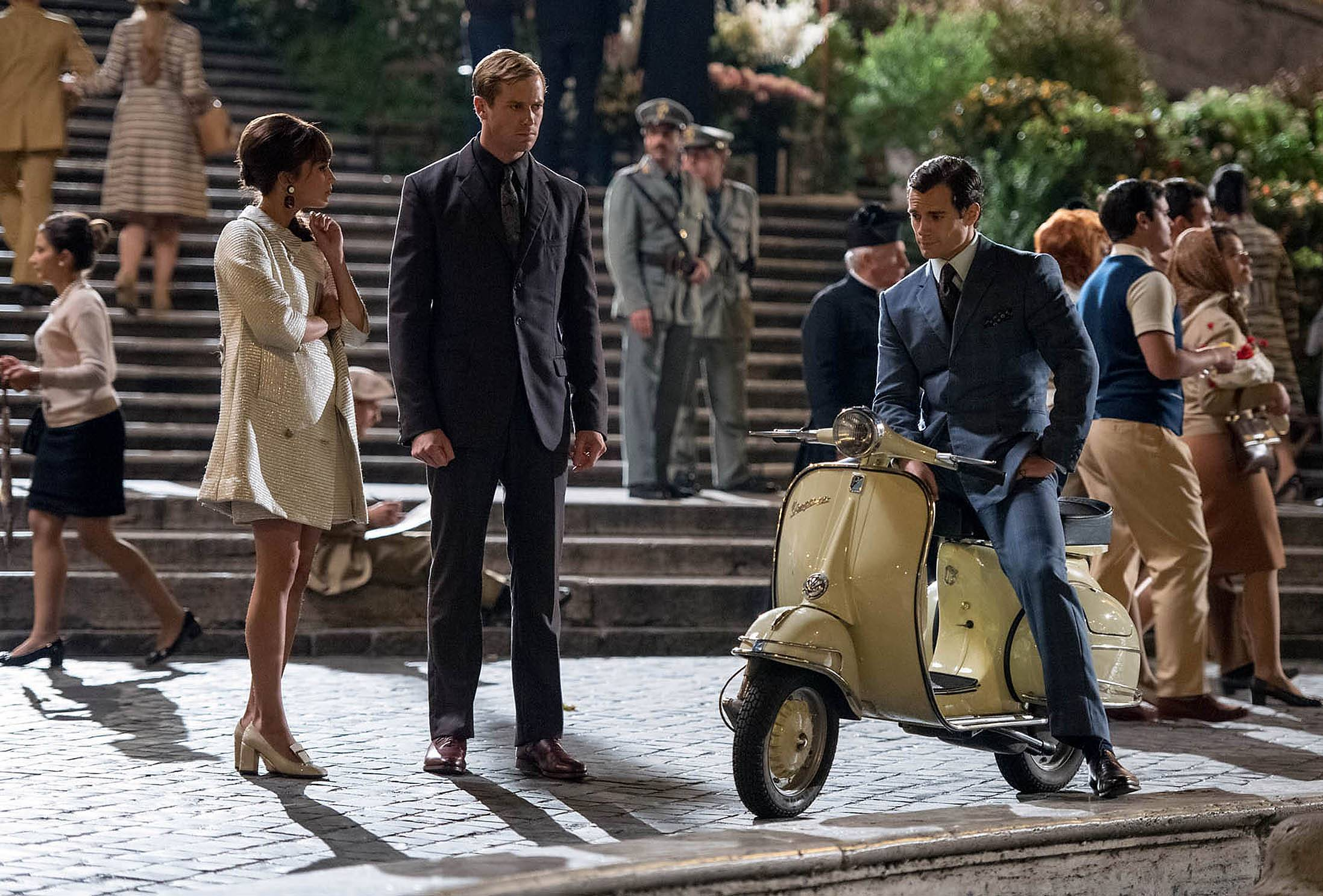 The Man From U N C L E 2015 Review Rosiepowell2000 S Blog